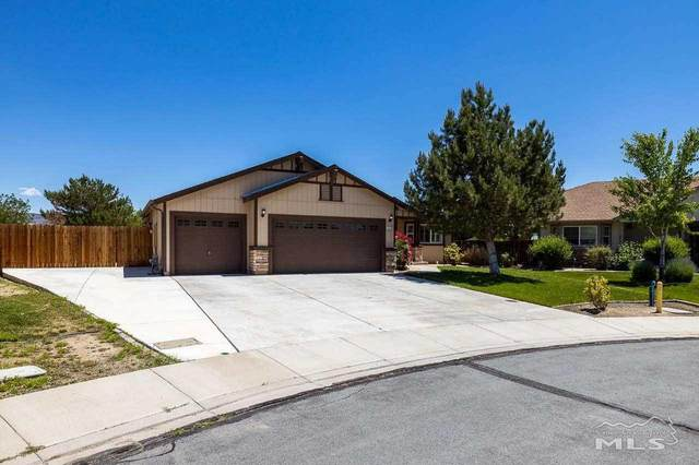 1218 Chara Ct., Sparks, NV 89441 (MLS #210008222) :: Theresa Nelson Real Estate