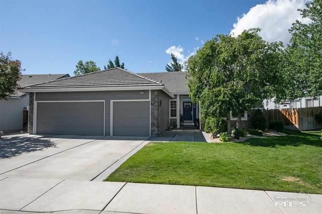 4170 Riverhaven, Reno, NV 89519 (MLS #210008223) :: Chase International Real Estate