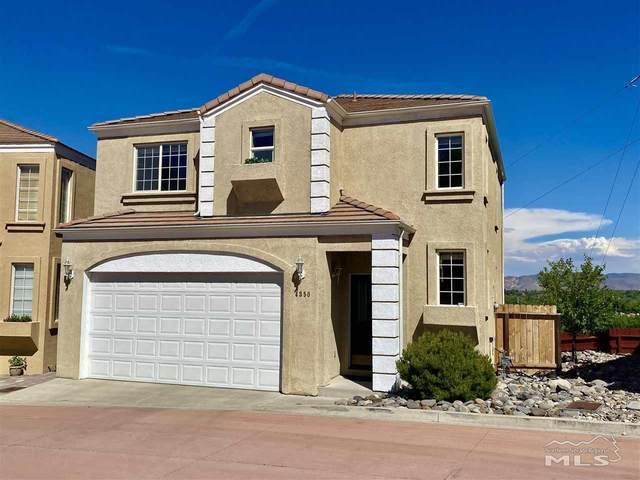 4350 Tuscany Circle, Reno, NV 89523 (MLS #210008226) :: Theresa Nelson Real Estate