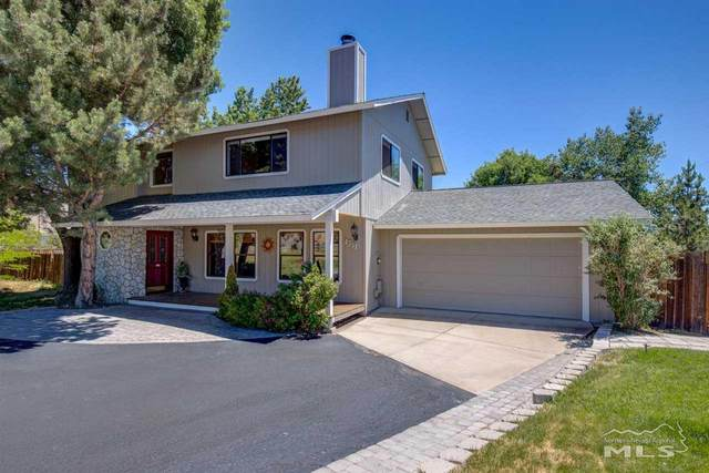 4751 Bryce Dr, Carson City, NV 89706 (MLS #210008230) :: Chase International Real Estate