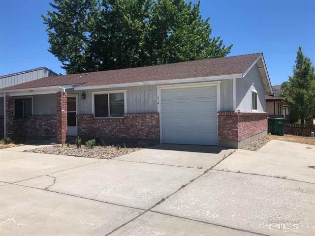 614 Sean Dr., Carson City, NV 89701 (MLS #210008231) :: NVGemme Real Estate