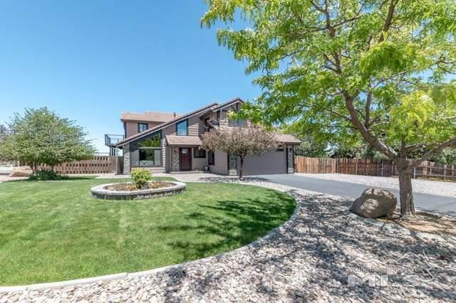 2205 Stowe Dr, Reno, NV 89511 (MLS #210008232) :: Chase International Real Estate
