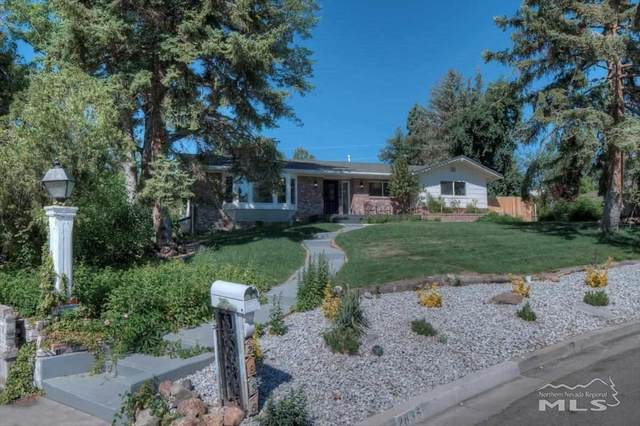2835 Outlook Drive, Reno, NV 89509 (MLS #210008236) :: Colley Goode Group- eXp Realty