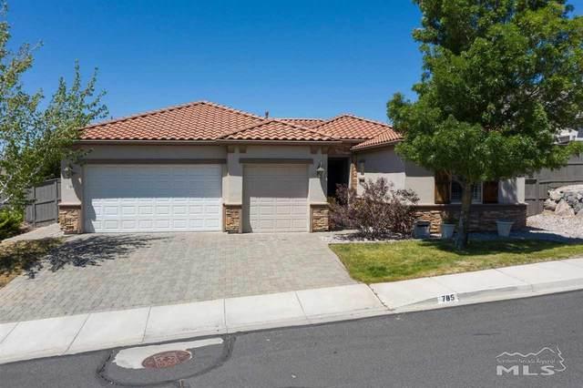 785 Sienna Park Drive, Reno, NV 89512 (MLS #210008237) :: Chase International Real Estate