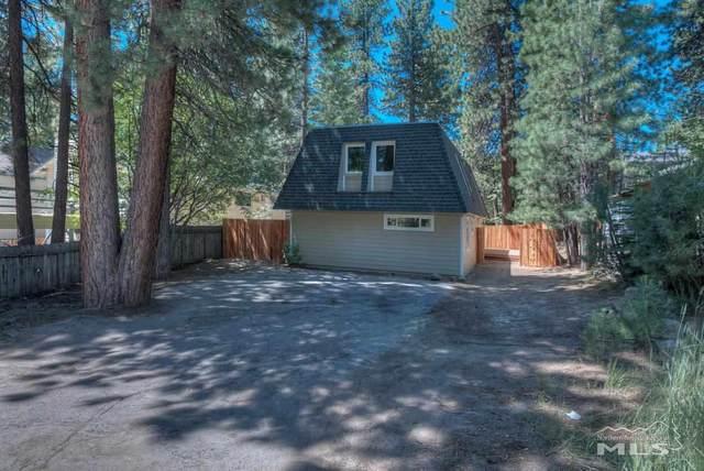 933 Harold Drive, Incline Village, NV 89451 (MLS #210008240) :: Chase International Real Estate
