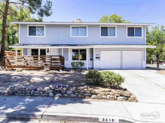 3615 Pomo Drive, Reno, NV 89503 (MLS #210008242) :: Chase International Real Estate