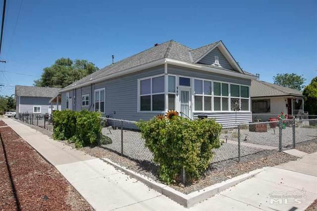 946 E Street, Sparks, NV 89431 (MLS #210008249) :: Chase International Real Estate