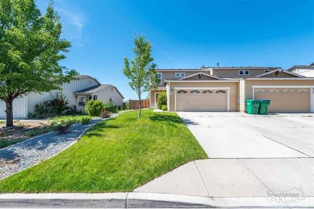 8717 Sunset Breeze Way, Reno, NV 89506 (MLS #210008250) :: Chase International Real Estate