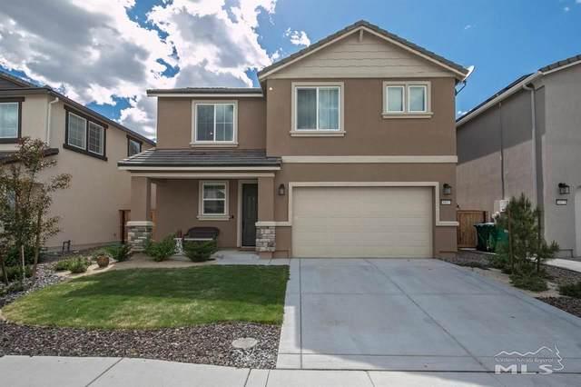 6017 Shining Sunset Drive, Sparks, NV 89436 (MLS #210008252) :: NVGemme Real Estate