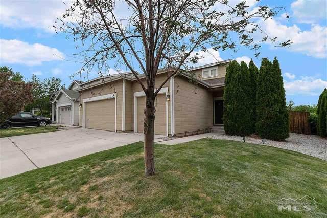 8901 Sorcha St, Reno, NV 89506 (MLS #210008254) :: Theresa Nelson Real Estate