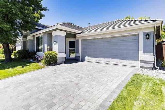 1105 Scenic Park Terrace, Reno, NV 89521 (MLS #210008255) :: Theresa Nelson Real Estate