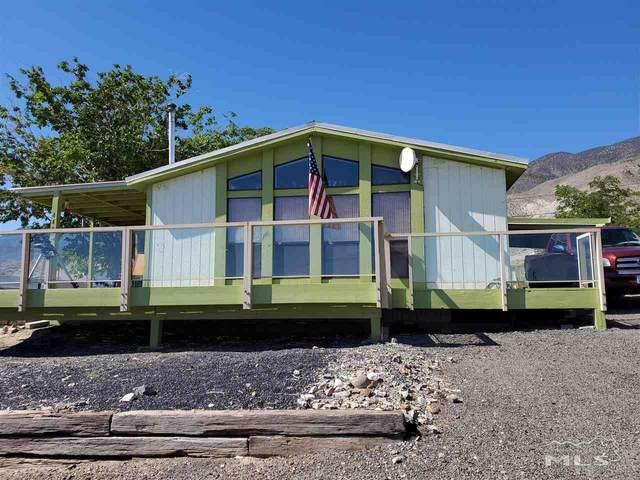 448 W Cottonwood Drive, Walker Lake, NV 89415 (MLS #210008257) :: The Mike Wood Team