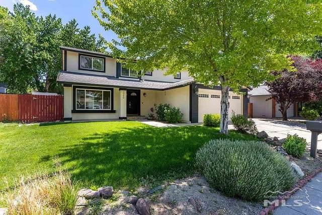 1948 Fieldcrest Dr., Sparks, NV 89434 (MLS #210008259) :: NVGemme Real Estate