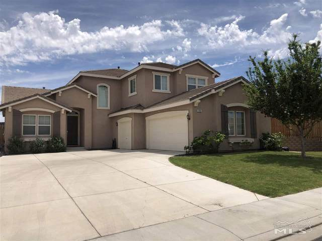 1431 Walker River Rd, Fernley, NV 89408 (MLS #210008262) :: Colley Goode Group- eXp Realty