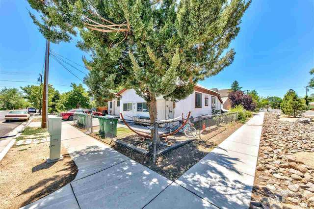 625-627 9th Street, Sparks, NV 89431 (MLS #210008272) :: Theresa Nelson Real Estate