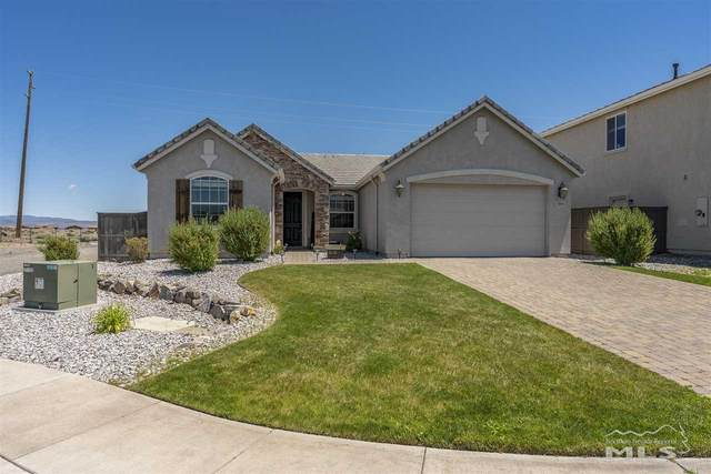 7894 Opal Bluff Dr., Reno, NV 89506 (MLS #210008276) :: Theresa Nelson Real Estate