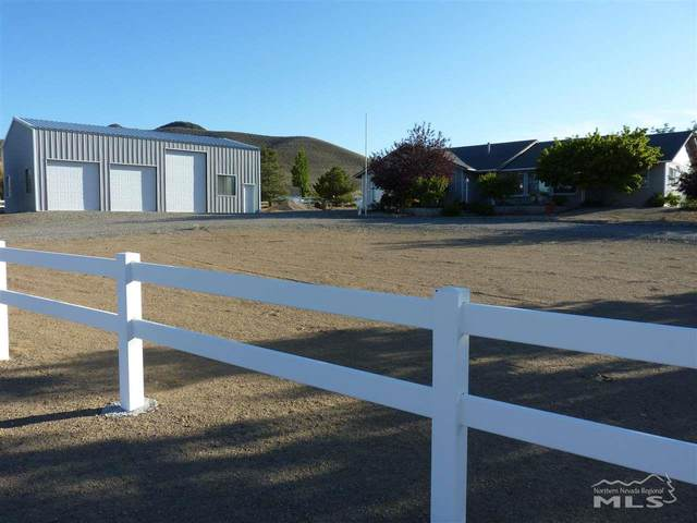 15 Upper Colony, Smith, NV 89430 (MLS #210008281) :: Theresa Nelson Real Estate