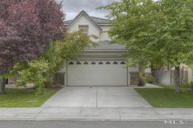 6682 Sportoletti Drive, Sparks, NV 89436 (MLS #210008282) :: Chase International Real Estate
