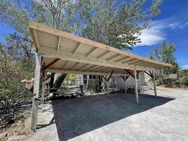 7900 Cheyenne Trl, Stagecoach, NV 89429 (MLS #210008286) :: NVGemme Real Estate