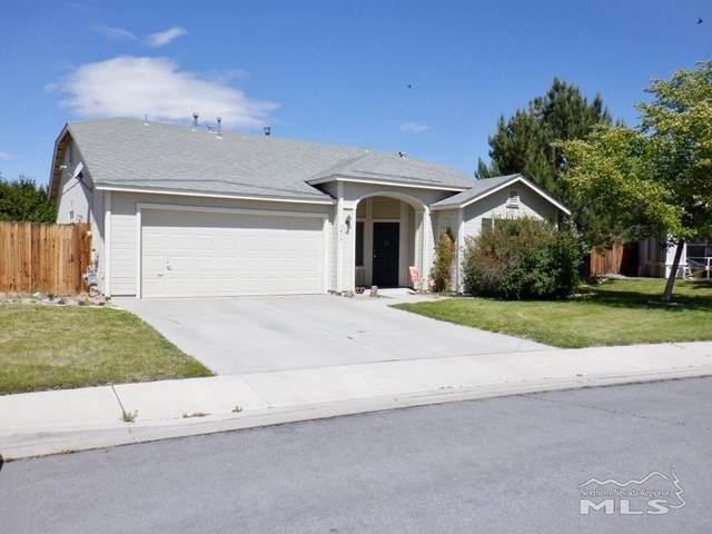 7477 Sansol Dr, Sparks, NV 89436 (MLS #210008288) :: Chase International Real Estate