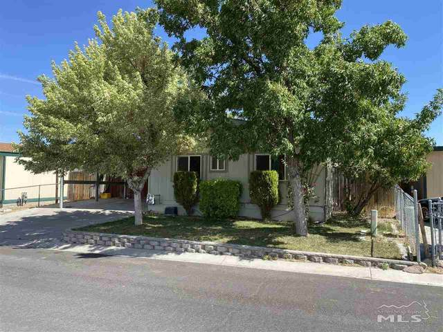 196 James Court, Moundhouse, NV 89706 (MLS #210008292) :: Colley Goode Group- eXp Realty