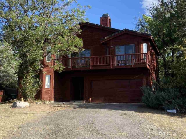3580 Skyline View Dr, Reno, NV 89509 (MLS #210008297) :: Colley Goode Group- eXp Realty