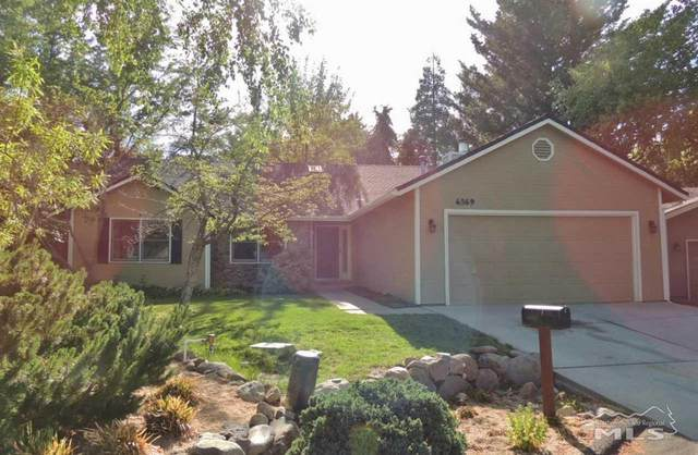 6369 Meadow Crest, Reno, NV 89519 (MLS #210008301) :: Colley Goode Group- eXp Realty
