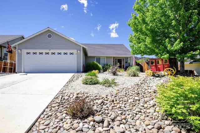 35 Conner Way, Gardnerville, NV 89410 (MLS #210008303) :: Chase International Real Estate