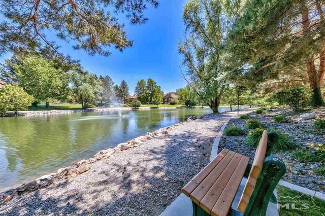 4424 Matich Drive, Reno, NV 89502 (MLS #210008307) :: Theresa Nelson Real Estate