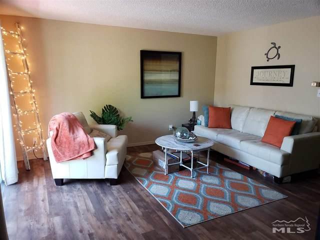 400 S Saliman G 58, Carson City, NV 89701 (MLS #210008311) :: NVGemme Real Estate