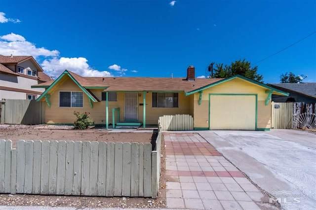 2585 E 9th Street, Reno, NV 89512 (MLS #210008321) :: Theresa Nelson Real Estate