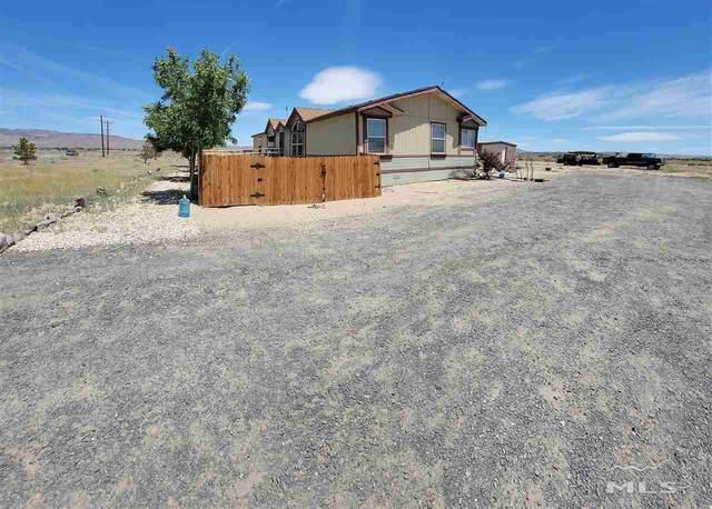 5200 Elm St, Silver Springs, NV 89429 (MLS #210008325) :: Chase International Real Estate