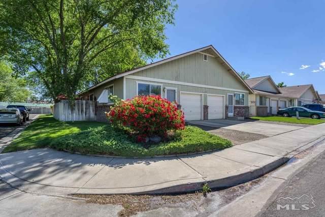 1529 Douglas Ave A & B, Gardnerville, NV 89410 (MLS #210008326) :: Chase International Real Estate