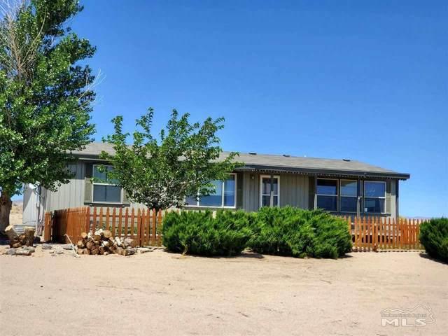 2400 Caribou, Silver Springs, NV 89429 (MLS #210008328) :: NVGemme Real Estate