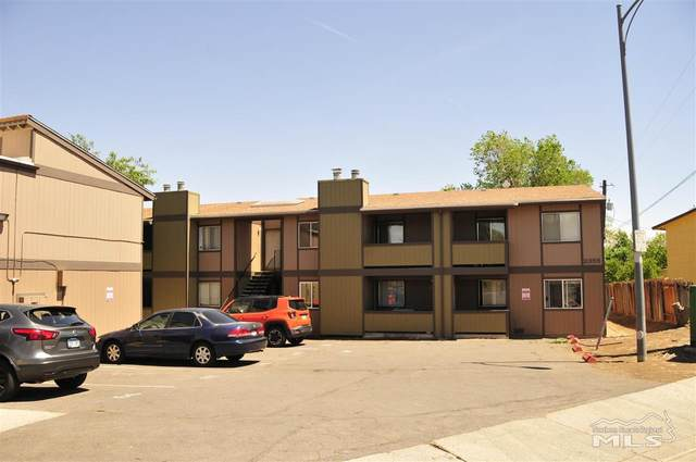 2355 Tripp Dr #4, Reno, NV 89512 (MLS #210008332) :: Theresa Nelson Real Estate