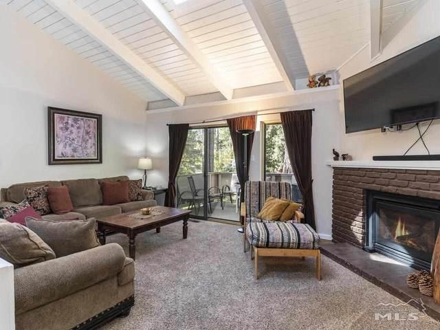 321 Ski Way #18, Incline Village, NV 89451 (MLS #210008336) :: Chase International Real Estate