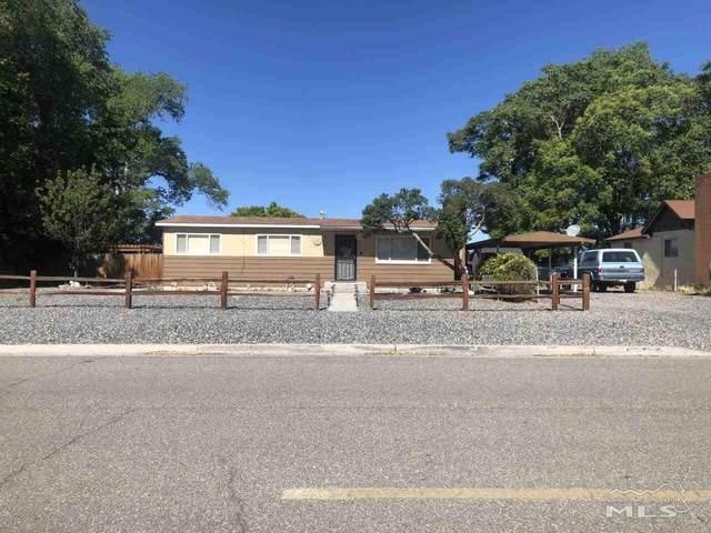1435 Grinnel Ave, Lovelock, NV 89419 (MLS #210008341) :: Theresa Nelson Real Estate