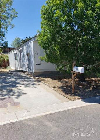 623 Jenni Ln., Moundhouse, NV 89706 (MLS #210008344) :: Colley Goode Group- eXp Realty
