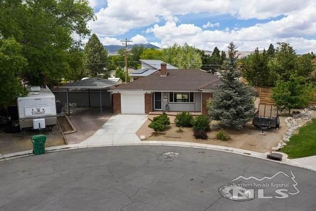 50 Vulgamore Circle, Reno, NV 89509 (MLS #210008345) :: Colley Goode Group- eXp Realty