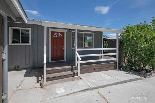 4653 E Leonesio, Sun Valley, NV 89433 (MLS #210008346) :: Theresa Nelson Real Estate
