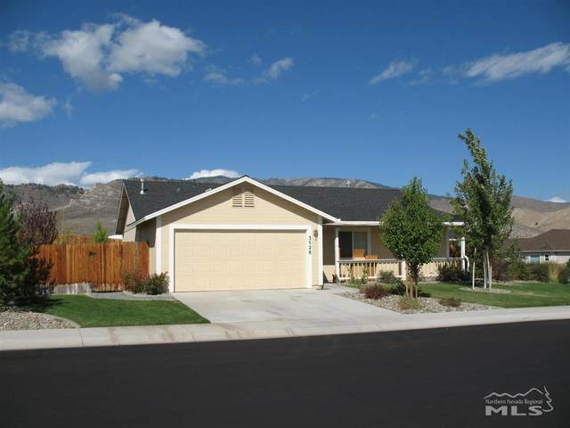 3528 Silverado Dr, Carson City, NV 89705 (MLS #210008350) :: Chase International Real Estate