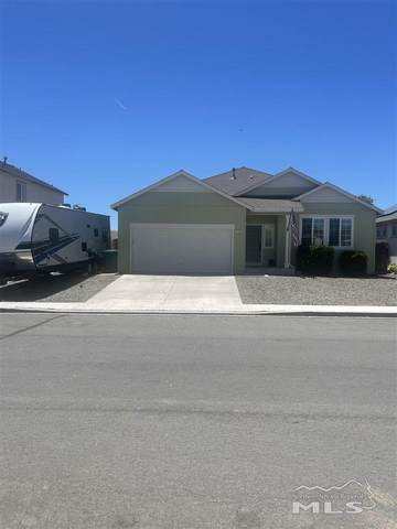 1365 Mountain Rose Drive, Fernley, NV 89408 (MLS #210008351) :: Colley Goode Group- eXp Realty