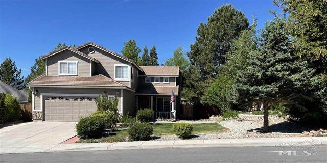5530 E Brookdale Dr, Reno, NV 89523 (MLS #210008353) :: Chase International Real Estate