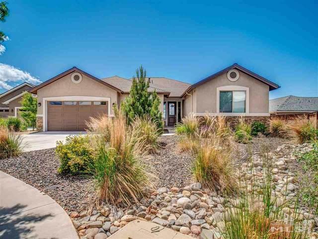 1352 Cedar Creek, Gardnerville, NV 89460 (MLS #210008357) :: NVGemme Real Estate