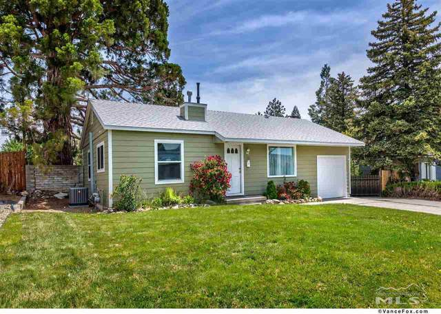1650 Wesley, Reno, NV 89503 (MLS #210008361) :: Chase International Real Estate