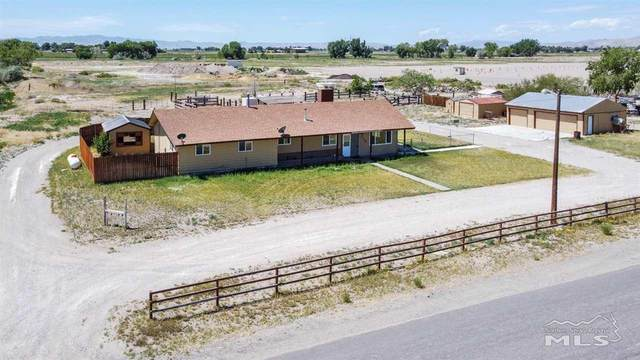 235 SW Miners, Fallon, NV 89406 (MLS #210008362) :: NVGemme Real Estate