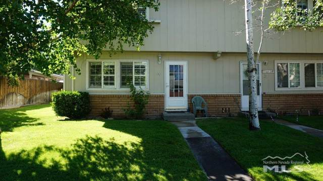 1367 Waterloo A, Gardnerville, NV 89410 (MLS #210008365) :: NVGemme Real Estate
