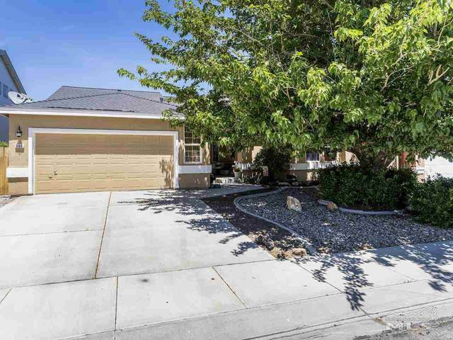 650 Westwinds Dr, Dayton, NV 89403 (MLS #210008372) :: The Mike Wood Team