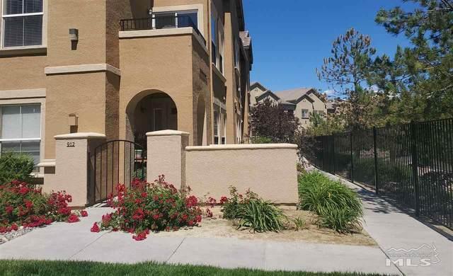 17000 Wedge Parkway #912, Reno, NV 89511 (MLS #210008374) :: Vaulet Group Real Estate