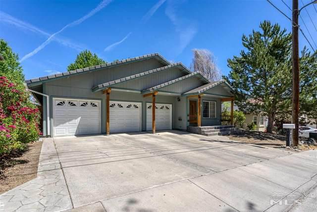 535 College Dr, Reno, NV 89503 (MLS #210008375) :: Chase International Real Estate